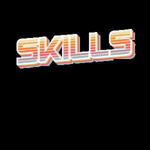Skills Retro