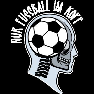 Fussball Fussballer Fussballfan Spruch Statement