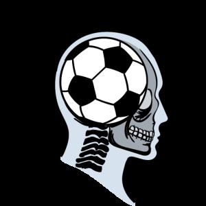 Fussball Im Kopf Spruch Fussballer Fussballfan