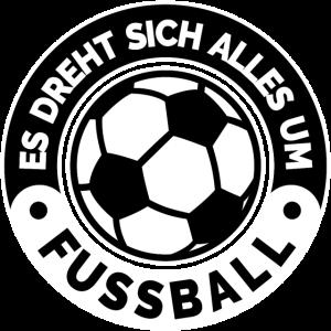 Fussball Fussballfan Fussballspieler Sprüche