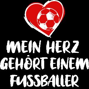 Fussball Fussballer Verliebt Fussballfan Spruch