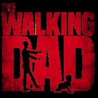 The walking Dad-Vater-Vatertag Geschenk-Baby-Liebe