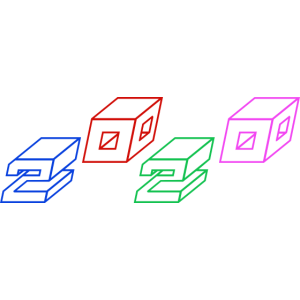 Cube 2020 - Frohes Neues Jahr - Frohes Neues Jahr