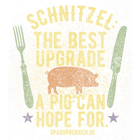 "Lustiges Grill-Shirt ""Schnitzel"""