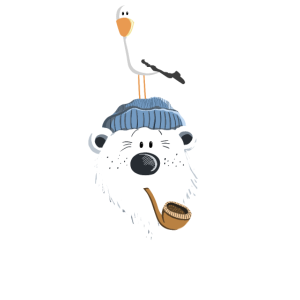 Süßer Seebär