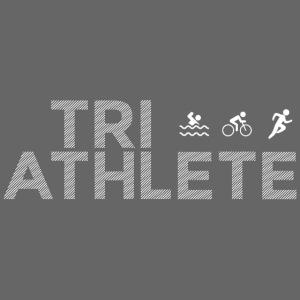 Triathlet Laufshirt Geschenk für Triathleten