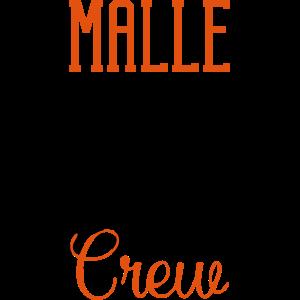 malle party hard crew design