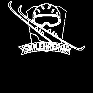 Skilehrerin