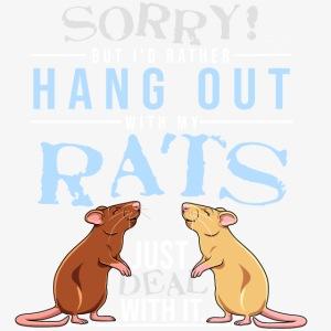 Sorry, Rats V