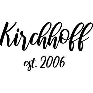 Kirchhoff kickoff