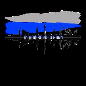 In Hamburg geborn Rauch
