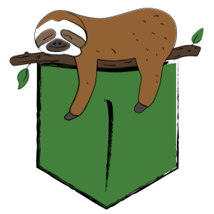 Pocket Sloth Design