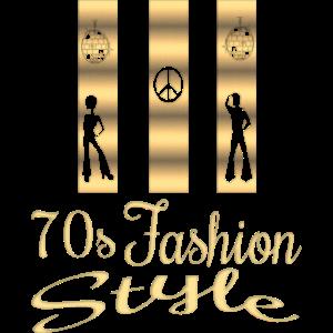 Retro Style 70s