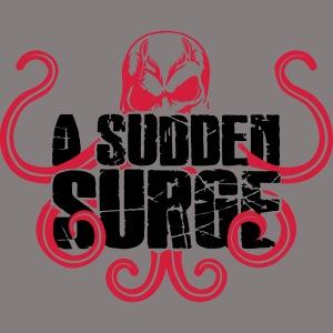 A Sudden Surge 2 farbige Vektorgrafik