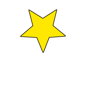 Stern Deko Dekoration Icon Symbol