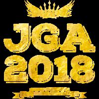 jga 2018 krone design