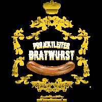 Projektleiter Bratwurst, vintage