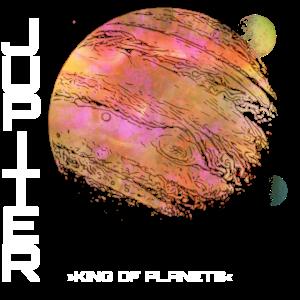 Jupiter Astronomie Planet JUPITER king of planets