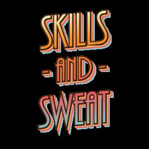 Skills Sweat Retro