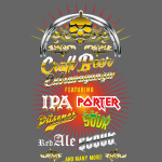 Bier-Shirt Craft Beer Extravaganza