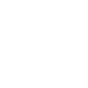 Herz mit Dekoration weiss
