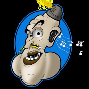 Chubby Head Teeth Keys Synth