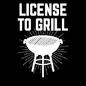 Lizenz zum Grillen