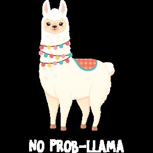 No Prob-Llama- Funny Llama