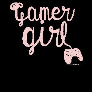 Gamer Girl Gaming Zocker Mädchen Frauen