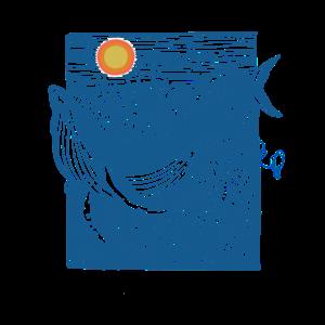 Ozean Wal Doodle