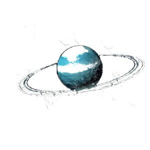 Uranus Planet schoene Darstellung