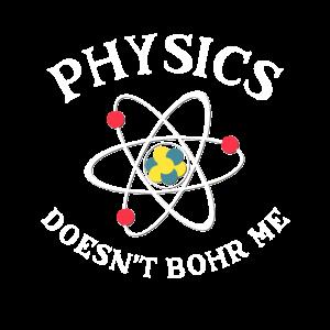 Lustige Physik-Sonderlings-Wissenschafts-Aussenseiter-Quantenphysik
