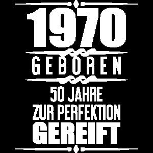 Geschenkidee 50. Geburtstag T-Shirt 50 Jahre Alt