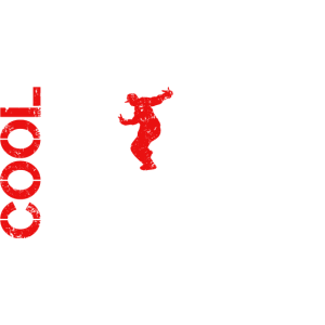 Cool kids dance vintage
