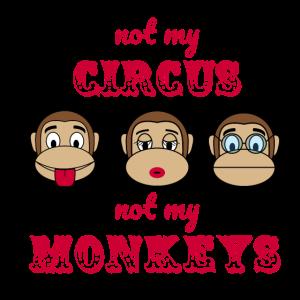Nicht mein Zirkus