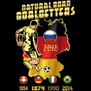 Natural Born Goalgetters