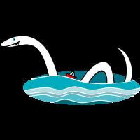 Seeungeheuer Nessie