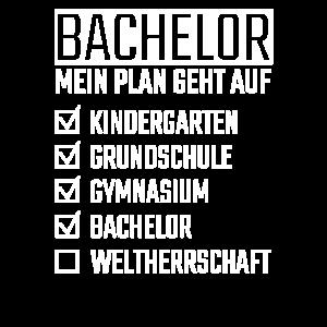 Bachelor Bachelortitel Abschluss Studium Geschenk