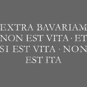 Extra Bavariam (Vintage Weiß)