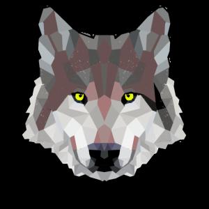 WILDNIS WöLFE POLYGON WOLF