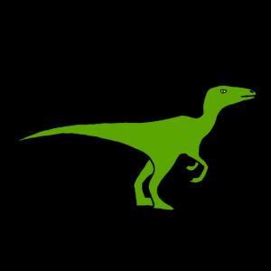 Raptor, Dinosaurier, Urzeit