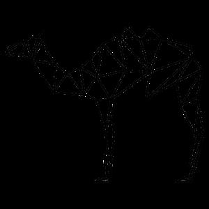 Kamel black polyart