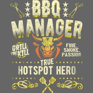 Grillshirt BBQ Manager