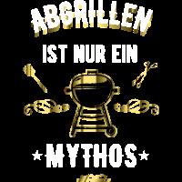 "Cooles Grill-Shirt ""Abgrillen"" - Geschenkidee!"