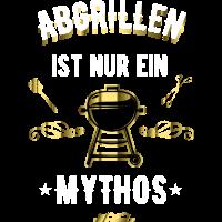 """Lustiges Grillshirt """"Abgrillen""""- Geschenkidee!"""