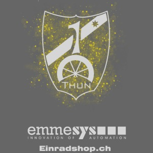 Einradverein Thun Merchdesign