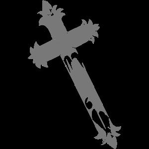 Kreuz oder Schwert - Karte oder Schwert