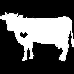 Kuh Kühe Bauernhof Landwirtschaft Geschenk