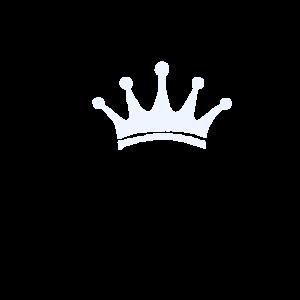crown Krone Geschenk Kinder Kid King Queen krona