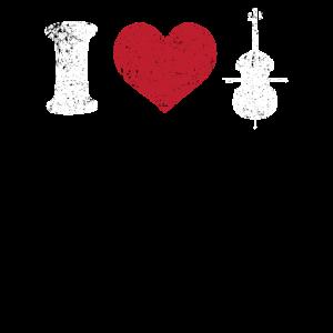 Kontrabass Musikinstrument